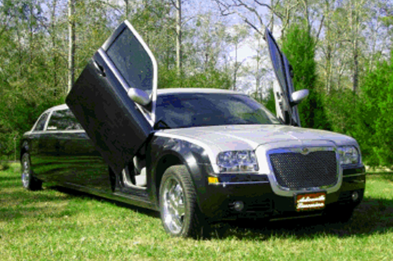 Chrysler 300 2 Tone Limos
